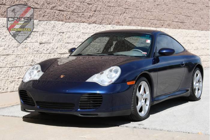 2003 Porsche 911 Carrera C4S