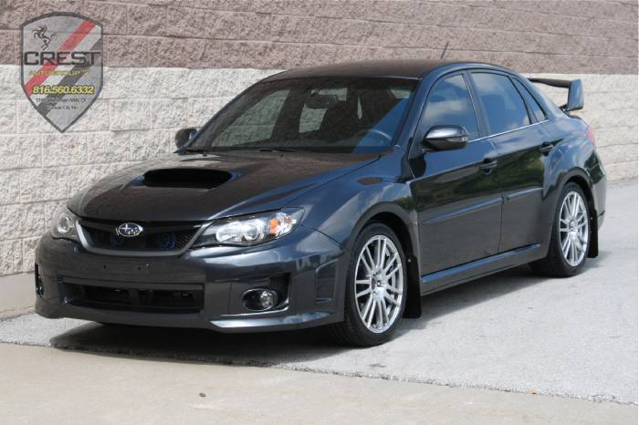 2011 Subaru Impreza Sedan WRX STI