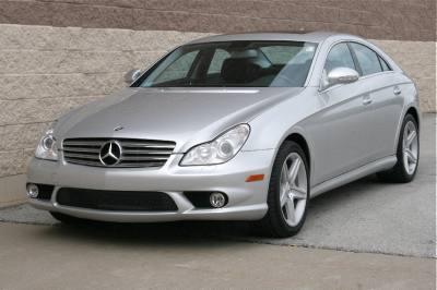 2008 Mercedes-Benz CLS-Class 5.5L