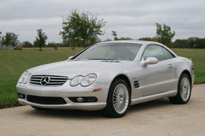 2003 Mercedes-Benz SL-Class AMG