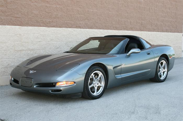 2003 Chevrolet Corvette Targa Top