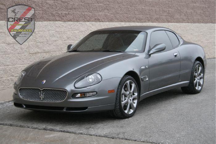 2005 Maserati Coupe GT/Cambiocorsa