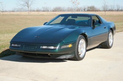 1993 Chevrolet Corvette Targa Coupe