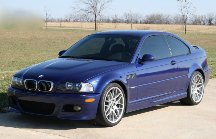 2006 BMW 3 Series M3 Competition