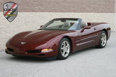 2003 Chevrolet Corvette 50th Annv Convertible