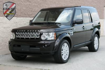 2011 Land Rover LR4 HSE