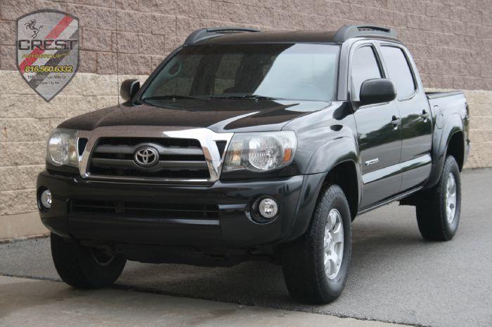 2009 Toyota Tacoma Double Cab