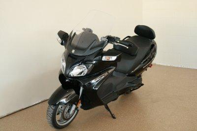 2009 Suzuki Burgman 650 AN650K9