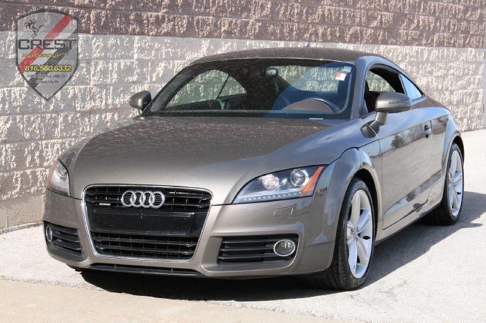 2012 Audi TT 2.0T Premium Plus