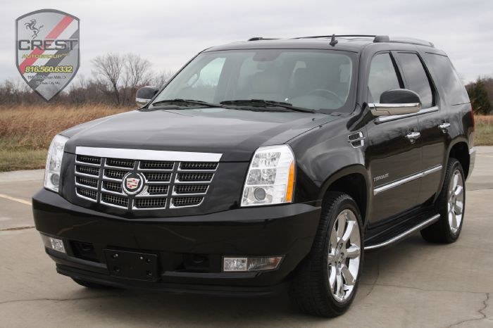 2012 Cadillac Escalade Luxury