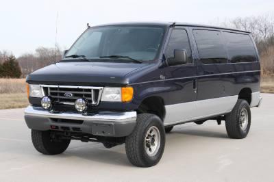 2005 Ford Econoline E-350 Quigley 4x4