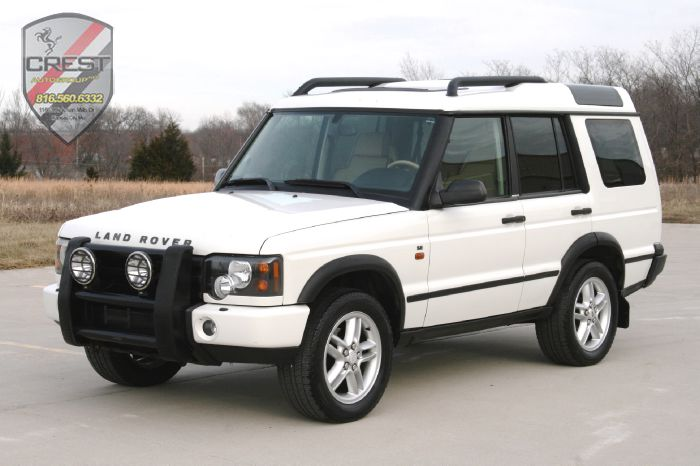 2004 Land Rover Discovery SE Trail
