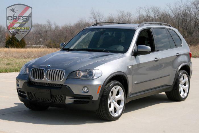 2008 BMW X5 4.8i