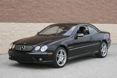 2006 Mercedes-Benz CL-Class 5.5L AMG