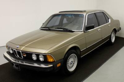 1985 BMW 735