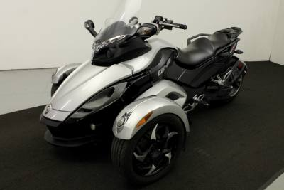 2008 Can Am Spyder Roadster