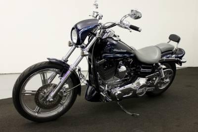2002 Harley Davidson Dyna Wide Glide FXDWG
