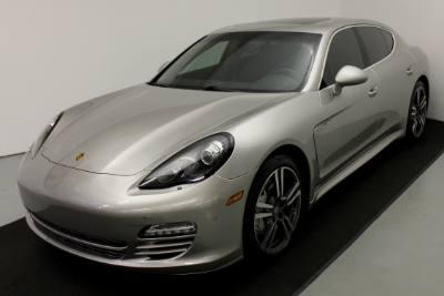 2013 Porsche Panamera S Hybrid