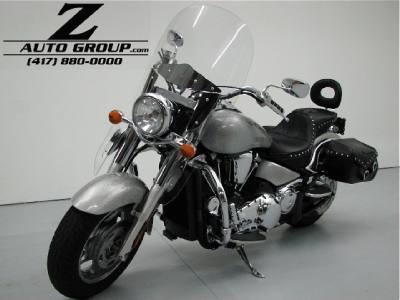 2007 Kawasaki Vulcan 2000 Classic