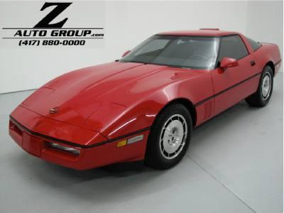 1986 Chevy Corvette Coupe