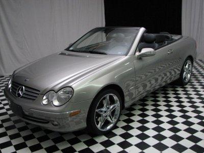 2005 Mercedes-Benz CLK-Class 3.2L