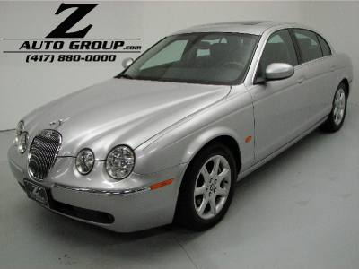2005 Jaguar S-TYPE 4.2 Liter