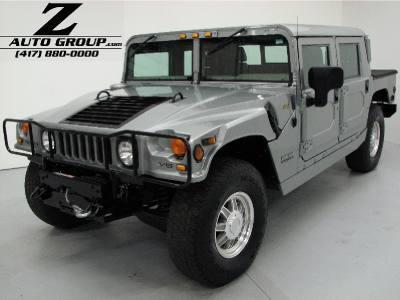 2001 AM General Hummer Hard Top 4 Door