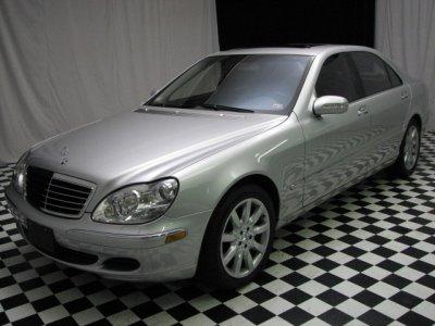 2006 Mercedes-Benz S-Class 5.0L