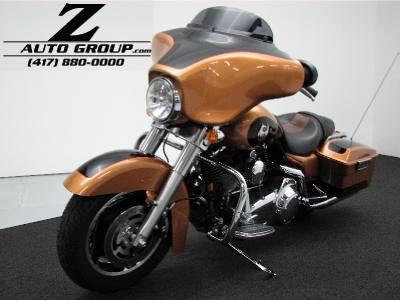 2008 Harley Davidson HD3 Street Glide FLHX