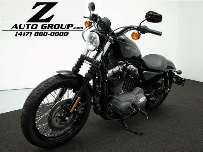 2011 Harley Davidson HD3 Sportster 1200 XL1200N Nightster
