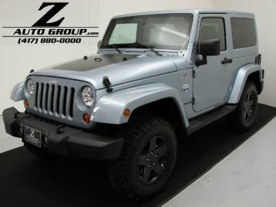 2012 Jeep Wrangler Arctic Edition