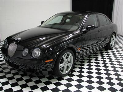 2005 Jaguar S Type R