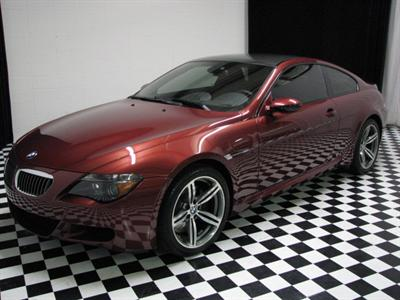 2007 BMW M6 SMG