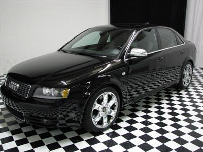 2004 Audi S4 Quattro