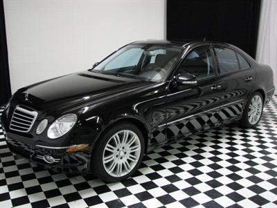 2008 Mercedes E 550