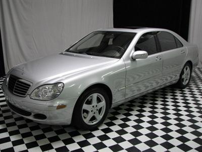 2004 Mercedes S 430
