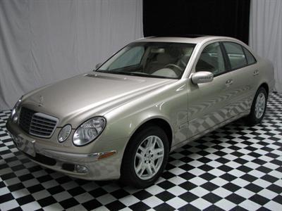 2004 Mercedes E 320