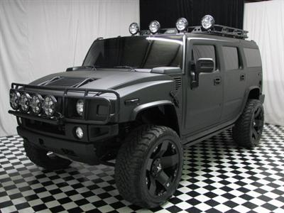 2004 Hummer H2 Lifted