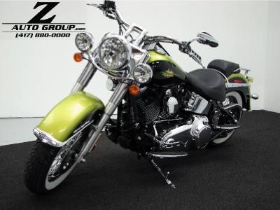 2011 Harley Davidson Softail Deluxe FSLTN