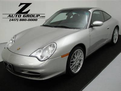 2002 Porsche 911 Carrera Targa