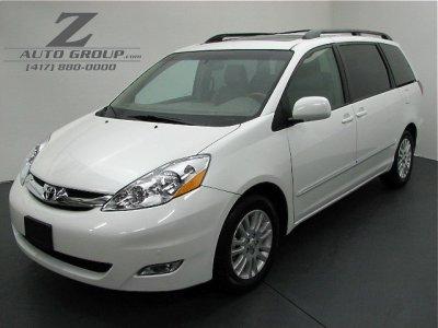 2010 Toyota Sienna Limited XLE