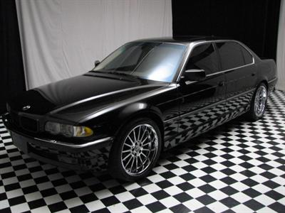 2001 BMW 745 li