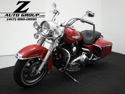 2008 Harley Davidson Road King Firefighter Special Edition