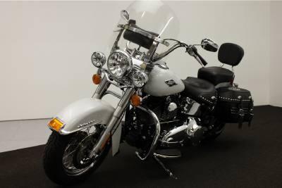 2009 Harley Davidson Heritage Softail Classic FLSTC