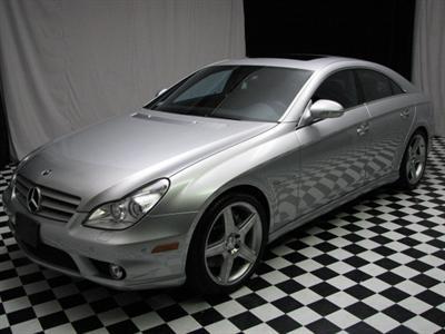 2006 Mercedes CLS 55