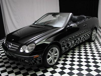 2008 Mercedes CLK 350