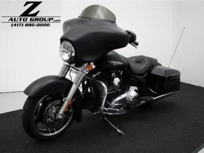 2011 Harley Davidson Street Glide FLHX