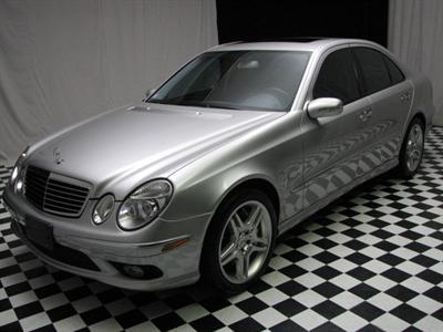 2005 Mercedes E 55