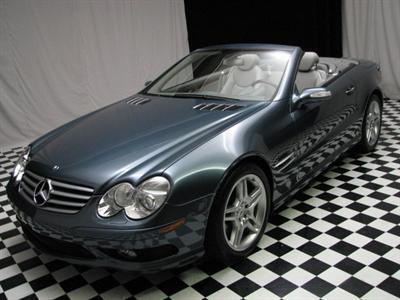 2006 Mercedes SL 500