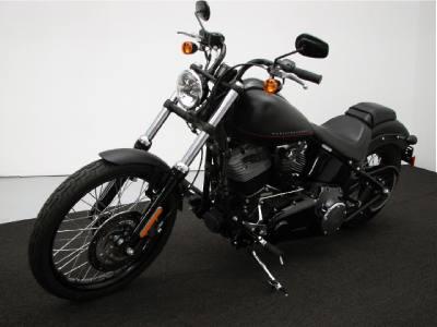 2012 Harley Davidson Softtail Blackline FXS